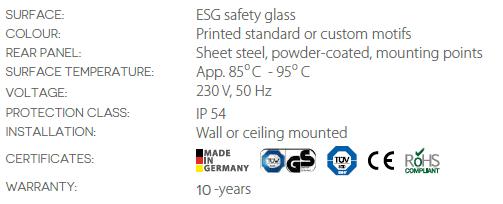 best far infrared heating panels